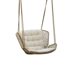 Wing light swing armchair | Columpios | Fischer Möbel