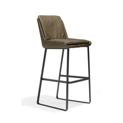 Cambria Bar Chair | Taburetes de bar | QLiv