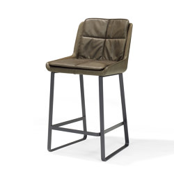Cambria Counter Chair | Sedie bancone | QLiv