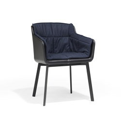 Cambria Dining Chair | Sedie | QLiv