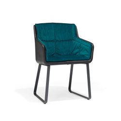 Cambria XL Chair | Sedie | QLiv