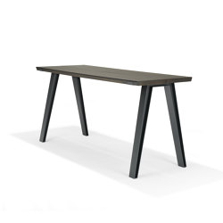 Side-To-Side Bar Table | Tavoli alti | QLiv