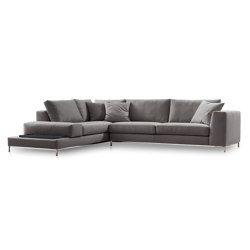 Loft Sofa | Divani | Papadatos