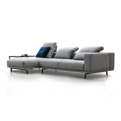 Pure Sofa | Divani | Papadatos