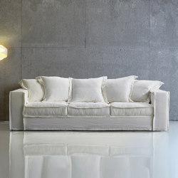 Sense Two Sofa | Divani | Papadatos