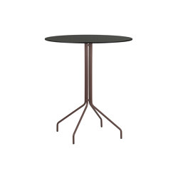 Weave |  High table | Compact top | Dining tables | Point