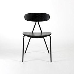 Lagoa - Black | Chairs | Objekto