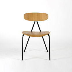 Lagoa - Oak | Chairs | Objekto