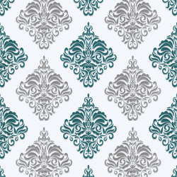 BRAVO - Baroque wallpaper EDEM 85024BR25 | Wall coverings / wallpapers | e-Delux