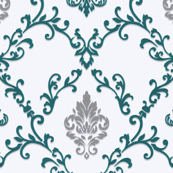 BRAVO - Baroque wallpaper EDEM 85026BR25 | Wall coverings / wallpapers | e-Delux