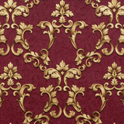 STATUS - Papel pintado barroco EDEM 9085-25 | Revestimientos de paredes / papeles pintados | e-Delux