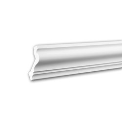 Interior mouldings - Cornice moulding Profhome 150100 | Coving | e-Delux