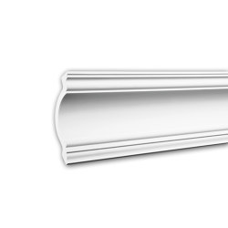 Interior mouldings - Cornice moulding Profhome 150117 | Coving | e-Delux