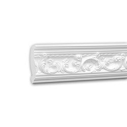 Interior mouldings - Cornice moulding Profhome 150124 | Coving | e-Delux