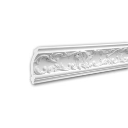 Interior mouldings - Cornice moulding Profhome 150125 | Coving | e-Delux