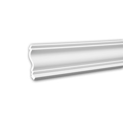 Interior mouldings - Cornice moulding Profhome 150126 | Coving | e-Delux