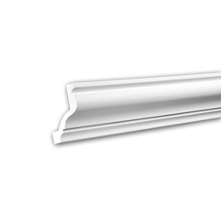 Interior mouldings - Cornice moulding Profhome 150129 | Coving | e-Delux