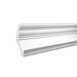 Interior mouldings - Cornice moulding Profhome 150132 | Coving | e-Delux