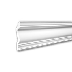 Interior mouldings - Cornice moulding Profhome 150134 | Coving | e-Delux