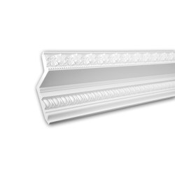 Interior mouldings - Cornice moulding Profhome 150137 | Coving | e-Delux