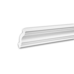Interior mouldings - Cornice moulding Profhome 150141 | Coving | e-Delux