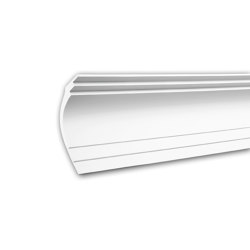 Interior mouldings - Cornice moulding Profhome 150147 | Coving | e-Delux