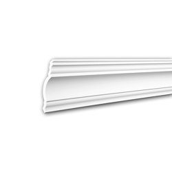 Interior mouldings - Cornice moulding Profhome 150148 | Coving | e-Delux