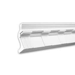 Interior mouldings - Cornice moulding Profhome 150151 | Coving | e-Delux