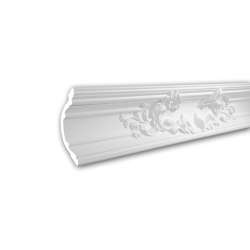 Interior mouldings - Cornice moulding Profhome 150167 | Coving | e-Delux