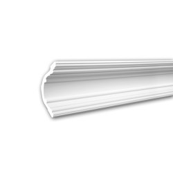 Interior mouldings - Cornice moulding Profhome 150168 | Coving | e-Delux