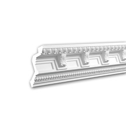 Interior mouldings - Cornice moulding Profhome 150169 | Coving | e-Delux