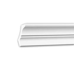 Interior mouldings - Cornice moulding Profhome 150173 | Coving | e-Delux