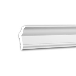 Interior mouldings - Cornice moulding Profhome 150174 | Coving | e-Delux