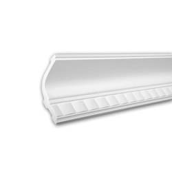 Interior mouldings - Cornice moulding Profhome 150175 | Coving | e-Delux