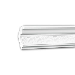 Interior mouldings - Cornice moulding Profhome 150182 | Coving | e-Delux