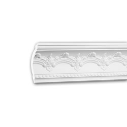 Interior mouldings - Cornice moulding Profhome 150183 | Coving | e-Delux