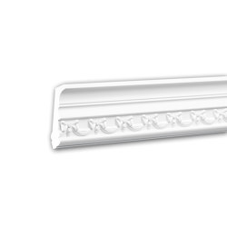 Interior mouldings - Cornice moulding Profhome 150186 | Coving | e-Delux
