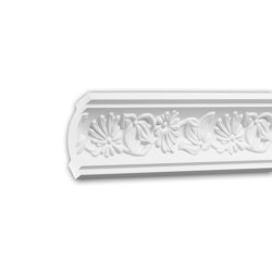 Interior mouldings - Cornice moulding Profhome 150188 | Coving | e-Delux