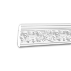 Interior mouldings - Cornice moulding Profhome 150189 | Coving | e-Delux