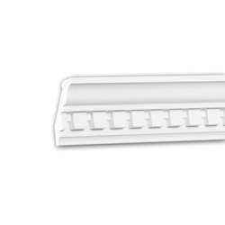 Interior mouldings - Cornice moulding Profhome 150196 | Coving | e-Delux