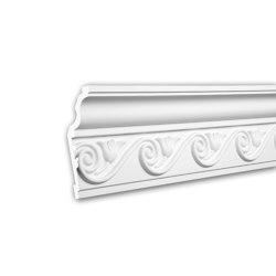 Interior mouldings - Cornice moulding Profhome 150250 | Coving | e-Delux