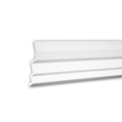 Interior mouldings - Cornice moulding Profhome 150260 | Coving | e-Delux