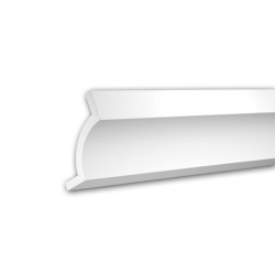 Interior mouldings - Cornice moulding Profhome 150264 | Coving | e-Delux