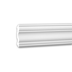 Interior mouldings - Cornice moulding Profhome 150293 | Coving | e-Delux
