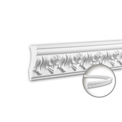Interior mouldings - Cornice moulding Profhome 150114F | Coving | e-Delux