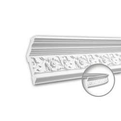 Interior mouldings - Cornice moulding Profhome 150128F | Coving | e-Delux