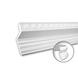 Interior mouldings - Cornice moulding Profhome 150137F | Coving | e-Delux