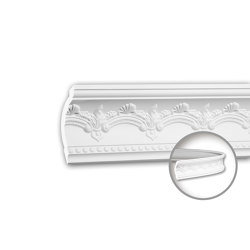 Interior mouldings - Cornice moulding Profhome 150183F | Coving | e-Delux