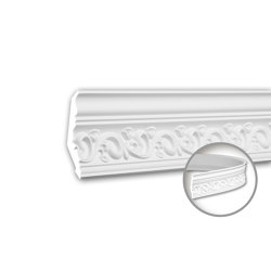 Interior mouldings - Cornice moulding Profhome 150185F | Coving | e-Delux