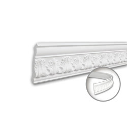 Interior mouldings - Cornisa Profhome Decor 150198F | Listones | e-Delux
